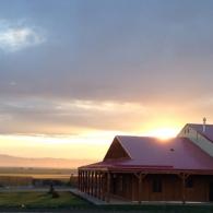 A beautiful evening in Southern Alberta